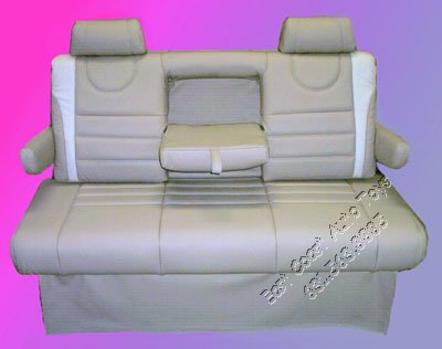 Custom Van Sofa Beds And Captains Chairs