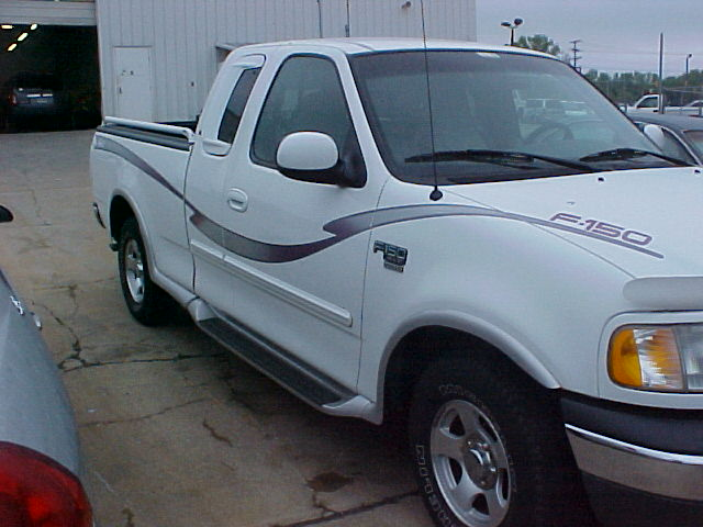 Pick Up Truck Graphics By Marl Iii